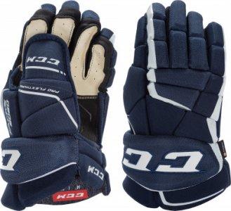 Перчатки хоккейные HG9060 SR CCM. Цвет: синий