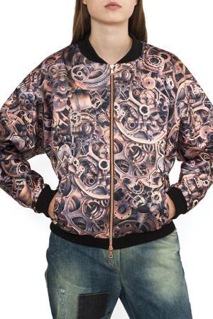 Куртка Pavel Yerokin. Цвет: мультицвет