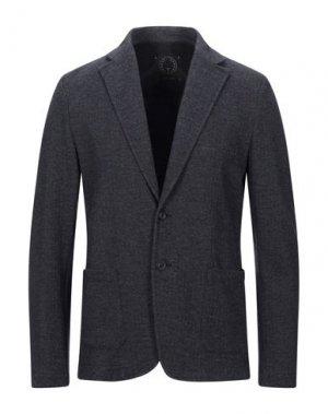 Пиджак T-JACKET by TONELLO. Цвет: темно-синий