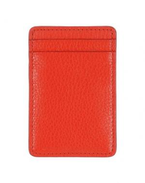 Чехол для документов MARC BY JACOBS. Цвет: красный