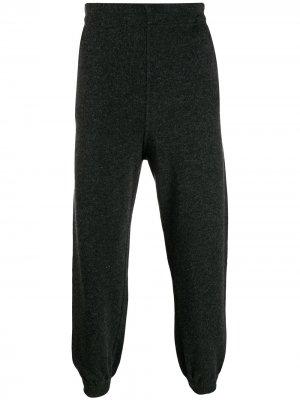Спортивные брюки 1980-х годов JC de Castelbajac Pre-Owned. Цвет: серый