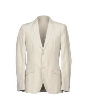 Пиджак OSKLEN. Цвет: бежевый