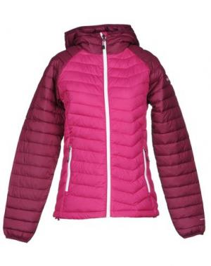 Куртка COLUMBIA. Цвет: пурпурный