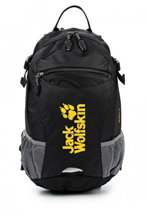 Рюкзак Jack Wolfskin VELOCITY 12. Цвет: черный