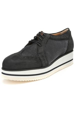 Ботинки Baldinini Trend. Цвет: derb nuvola, elegance nero