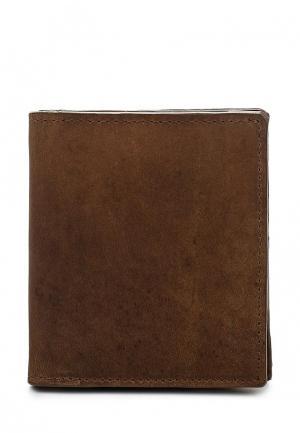Портмоне Topman TO030BMPUO53. Цвет: коричневый