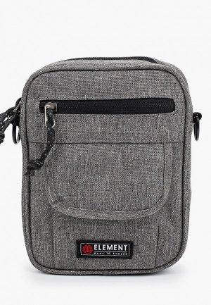 Сумка Element ROAD BAG. Цвет: серый
