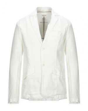 Пиджак OSKLEN. Цвет: белый