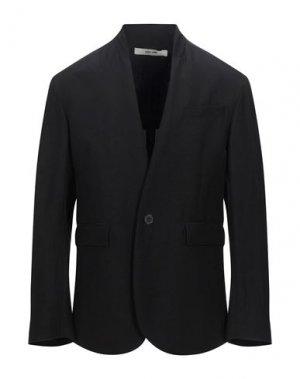 Пиджак DAMIR DOMA. Цвет: черный