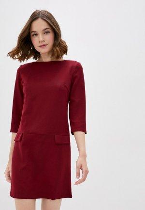 Платье Maurini. Цвет: фиолетовый