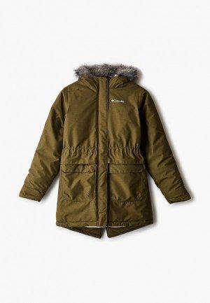 Парка Columbia Nordic Strider™ Jacket. Цвет: хаки