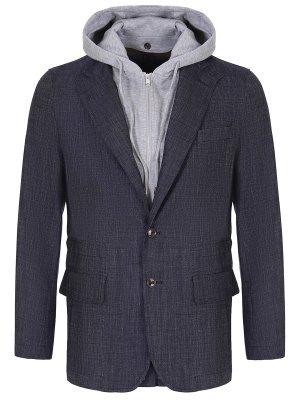 Комбинированный пиджак MONTECORE