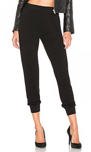 Спортивные брюки melillo ATM Anthony Thomas. Цвет: черный