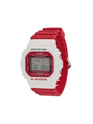DW-5600TB-4BER watch G-Shock. Цвет: красный