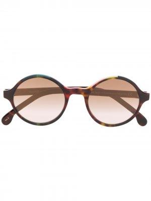 Солнцезащитные очки Instagasm Paul Smith. Цвет: черный