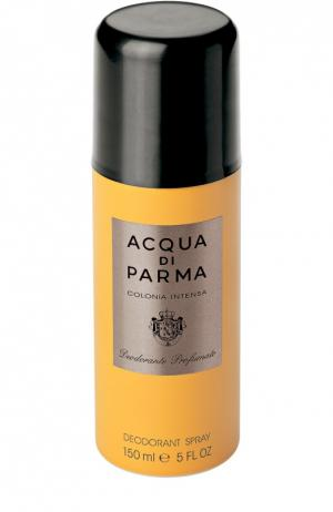 Парфюмированный дезодорант Colonia Intensa Acqua di Parma. Цвет: бесцветный