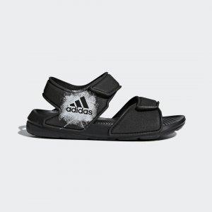 Сандалии AltaSwim Performance adidas. Цвет: черный