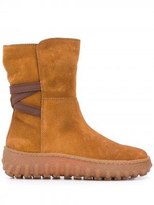 Ботинки Ground Camper. Цвет: коричневый
