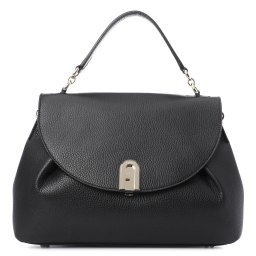 Сумка  SLEEK M TOP HANDLE черный FURLA