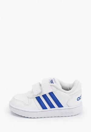 Кеды adidas HOOPS 2.0 CMF I. Цвет: белый