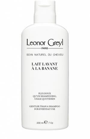 Очищающий шампунь с экстрактом банана для мужчин Leonor Greyl. Цвет: бесцветный