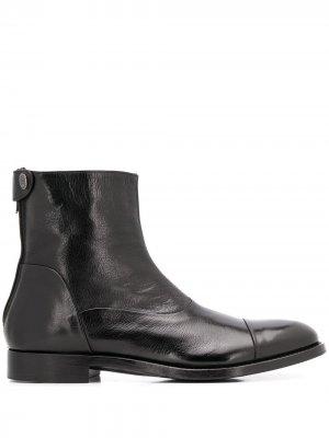 Ботинки Abel Alberto Fasciani. Цвет: черный