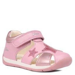 Сандалии B820AD розовый GEOX