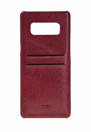Чехол для телефона Bouletta Samsung Galaxy Note 8 Ultimate Jacket. Цвет: бордовый