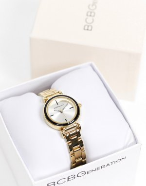 Часы-браслет BCBG Generation-Золотистый Max Azria