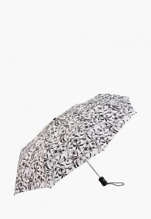 Зонт складной Fulton. Цвет: белый
