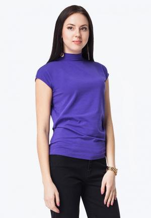 Водолазка Vilatte. Цвет: фиолетовый