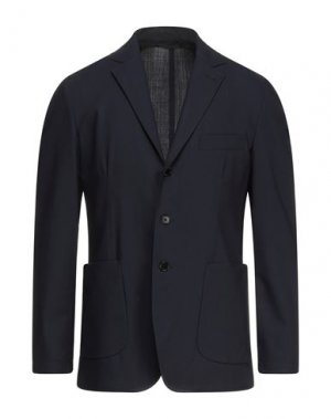Пиджак ASPESI. Цвет: темно-синий