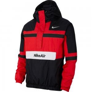 Air Jacket Woven Nike. Цвет: красный