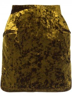 Юбка облегающего кроя CAMILLA AND MARC. Цвет: зеленый