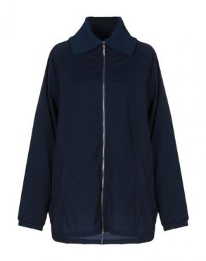 Куртка CRUCIANI. Цвет: темно-синий