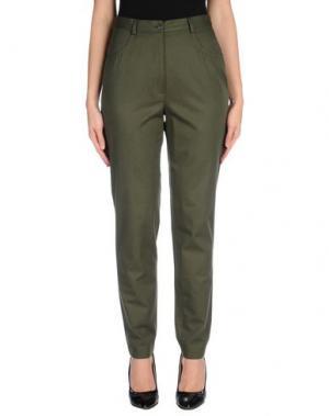 Повседневные брюки GILMAR. Цвет: зеленый