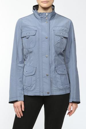 Куртка City Classic. Цвет: голубой