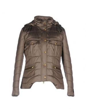 Куртка HOGAN. Цвет: серый