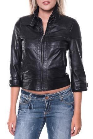 Куртка GIORGIO DI MARE. Цвет: черный
