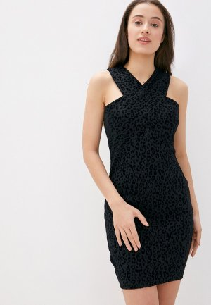 Платье Incity. Цвет: черный