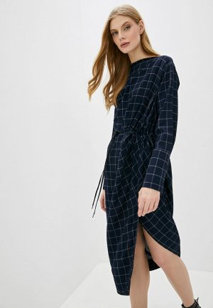 Платье Vivienne Westwood Anglomania. Цвет: синий