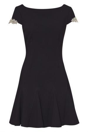 Платье Gina Bacconi. Цвет: черный