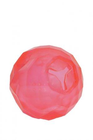Игрушка мяч для лакомств ROSEWOOD. Цвет: розовый
