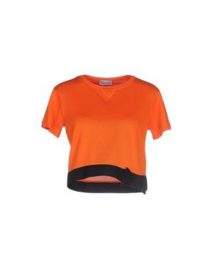 Свитер REDValentino. Цвет: оранжевый