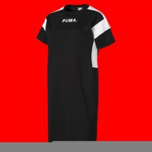 Платье Chase Dress PUMA. Цвет: черный