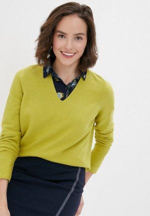 Пуловер Gerry Weber. Цвет: зеленый