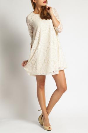 Dress TANTRA. Цвет: cream