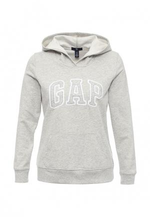 Худи Gap Logo. Цвет: серый