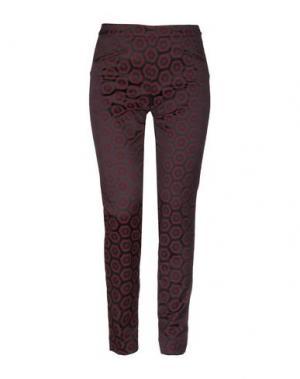 Повседневные брюки PT Torino. Цвет: черный