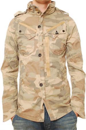 Куртка Denham. Цвет: мультицвет